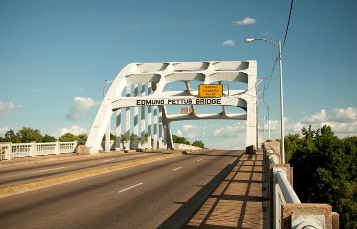 5. Edmund Pettus Bridge - Selma (2014)