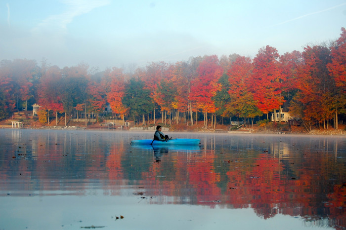7) We have the best places to travel for outdoor activities.