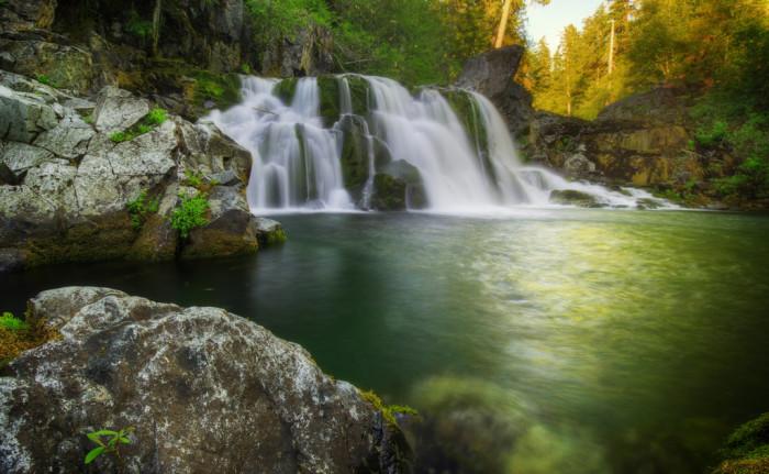 1. Take a dip in Opal Creek.