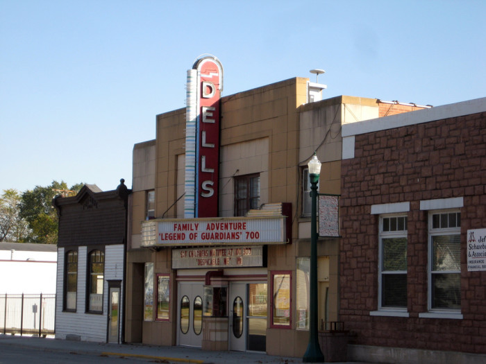 Dell Rapids - Charming Small Towns SD
