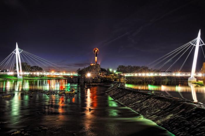 3. Arkansas River