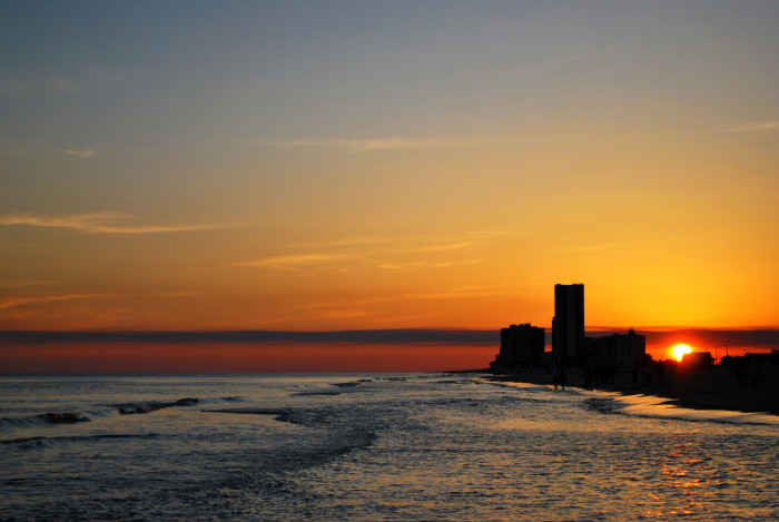 12. Alabama's Gulf Coast Beaches