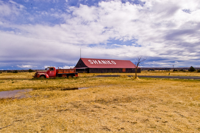 10. Oregon has more ghost towns than any other state in the country.