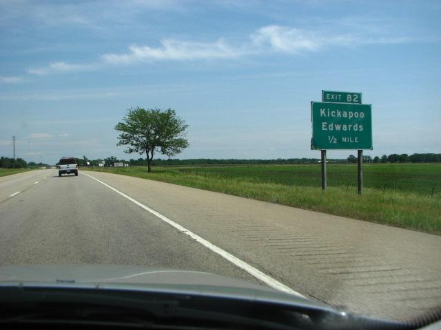 11. Kickapoo Road (Hockley)