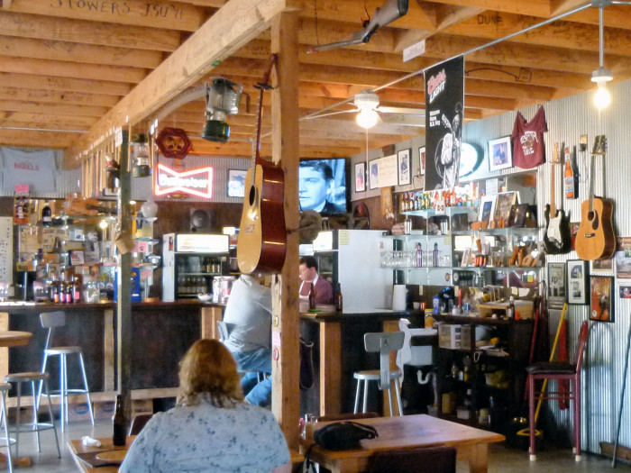 5. Gin Mill Galleries Restaurant and Bar, Indianola Mississippi