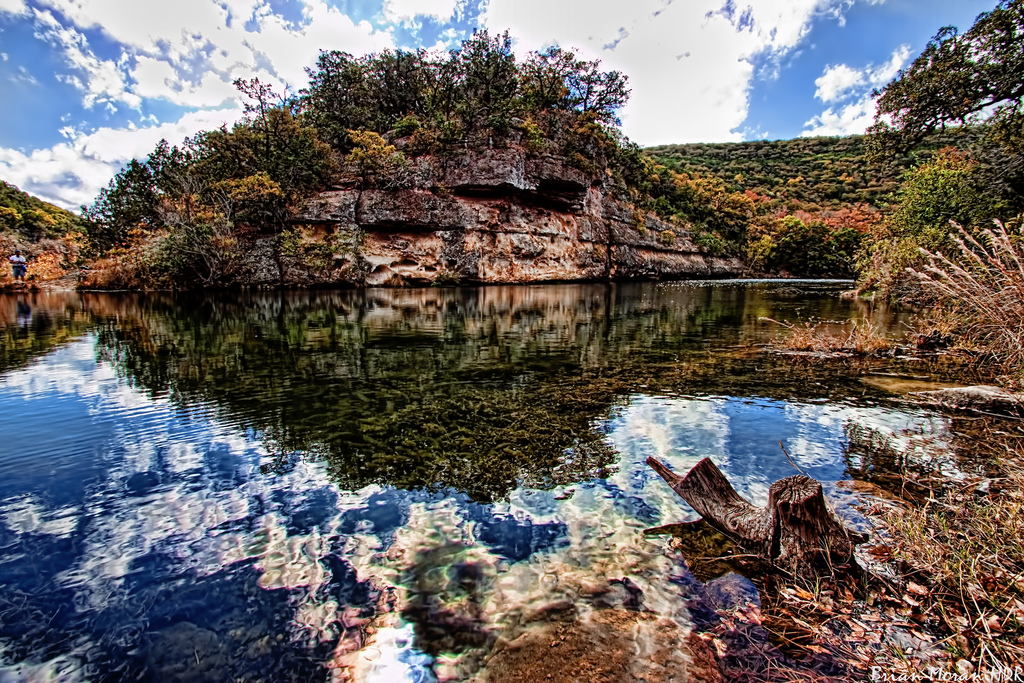 Unforgettable Hike In Texas