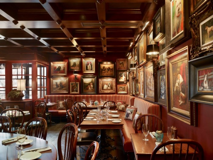 4. White Dog Cafe, Wayne and Philadelphia