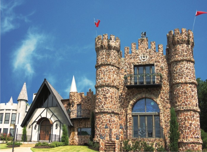 7 Castles That Are Hiding In Mississippi