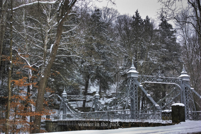 7. Mill Creek Park in Youngstown