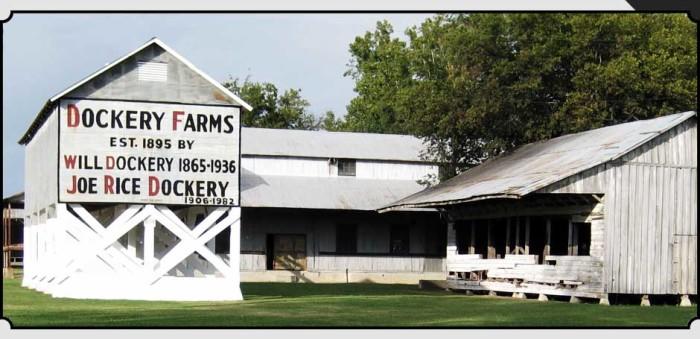 5. Dockery Farms, near Cleveland