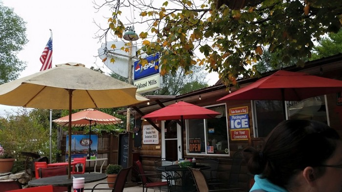 3. River Rock Cafe, Mt. Pleasant
