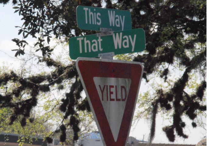 1. This Way & That Way (Lake Jackson)