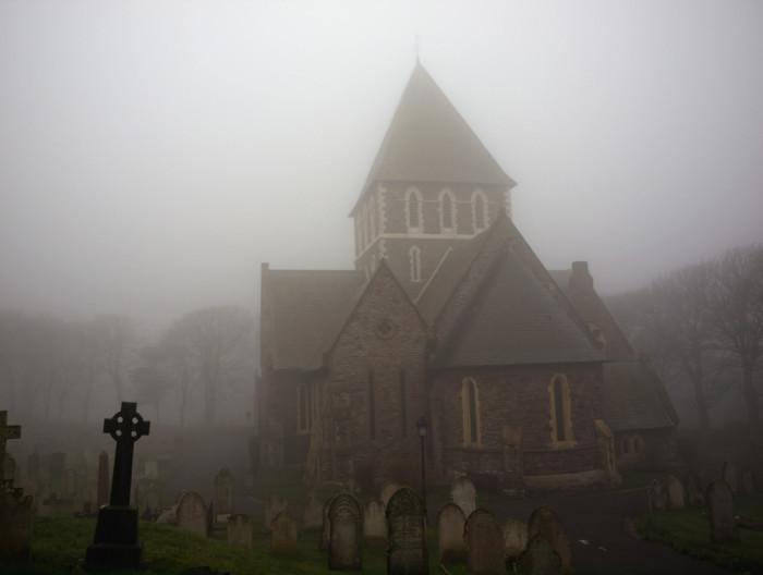 2. Spook City