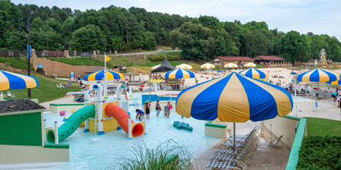 An Ultimate Bucket List For Anyone In Georgia Lanier World A Water Park On Lake