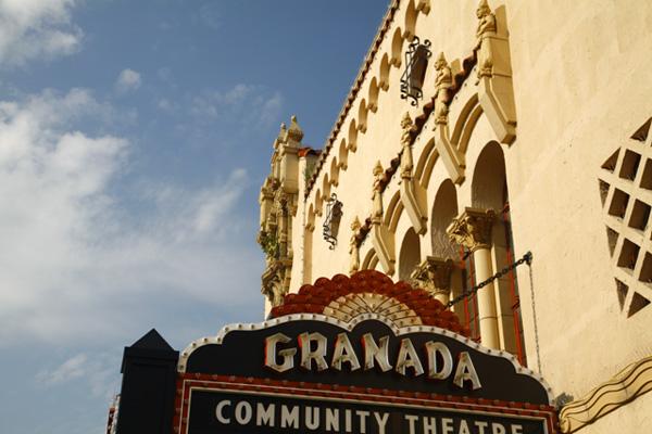 12. Emporia's timeless Granada Theatre