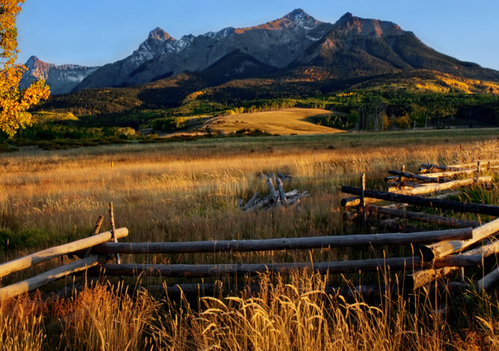 11. Last Dollar Ranch (Dallas Divide)