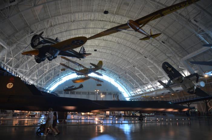3) Alaska Aviation Museum