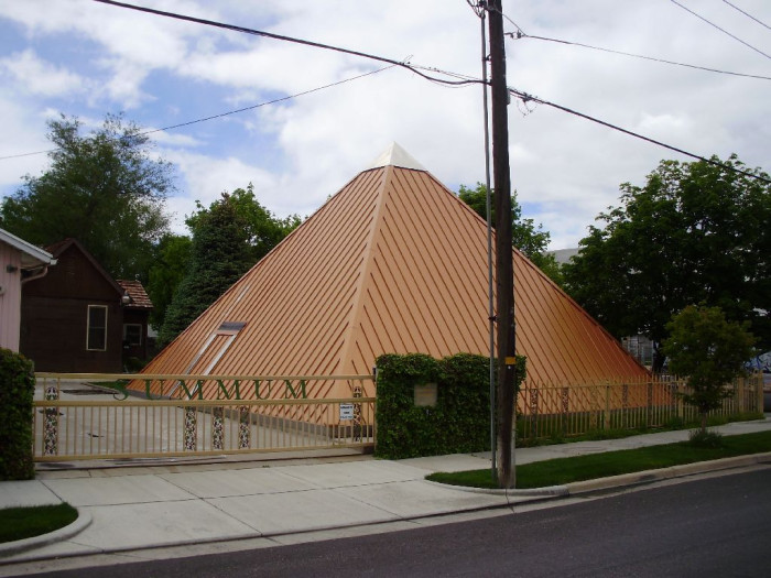 4. Summum Pyramid