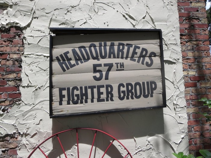3. 57th Fighter Group Restaurant