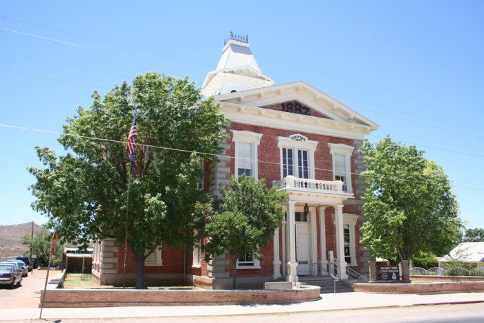 13. Tombstone Courthouse State Historic Park
