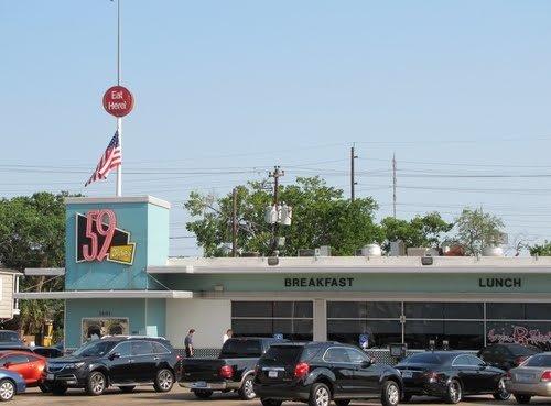 2. 59 Diner (Houston)