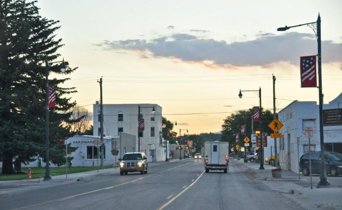 5. Guernsey, Wyoming
