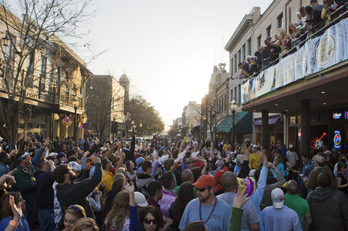 "2. ""Isn't Mardis Gras a New Orleans thing?"""