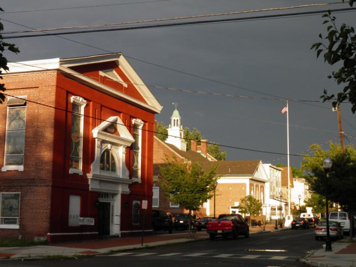 13. Gloucester City