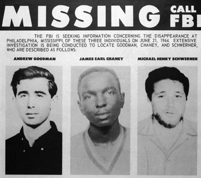 3. The Freedom Summer Murders