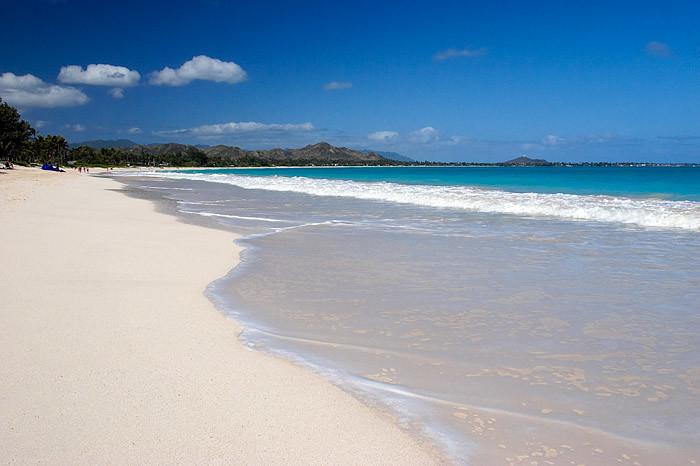 8) Kailua Beach