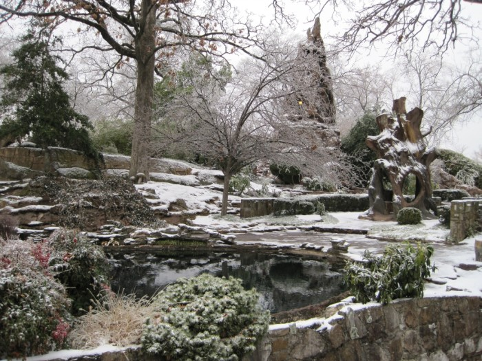 6) We can't get enough of Chyrstal Shrine in Memphis, TN