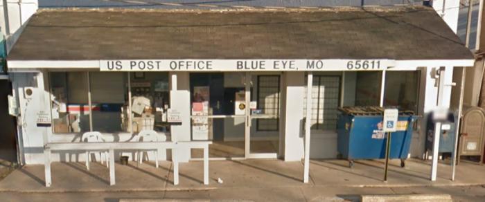 6. Blue Eye