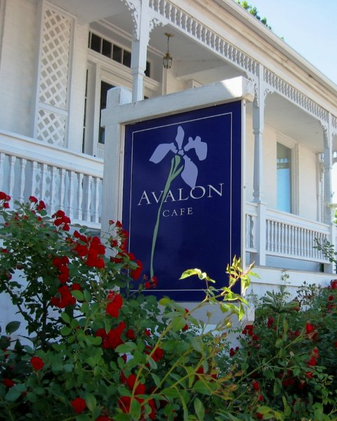 5.	Avalon Café, Weston