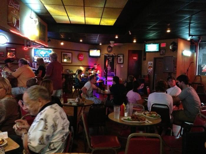 6.1. W.F. Cody's, Springfield