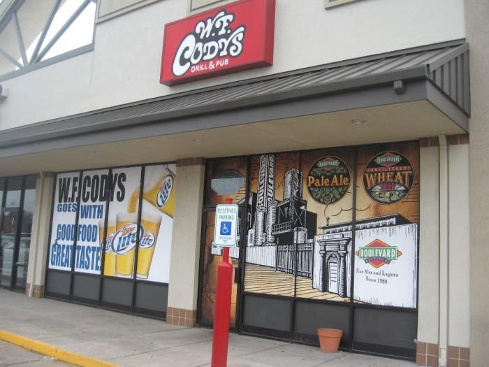 5.W.F. Cody's South, Springfield