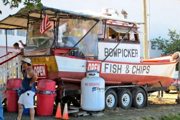 1. Bowpicker Fish & Chips