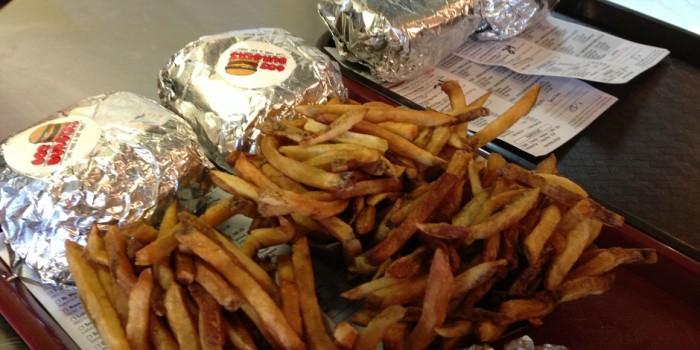 1. 603 Burgers, Rye