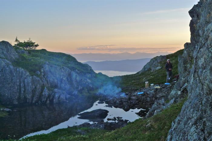 2) Elfen Cove