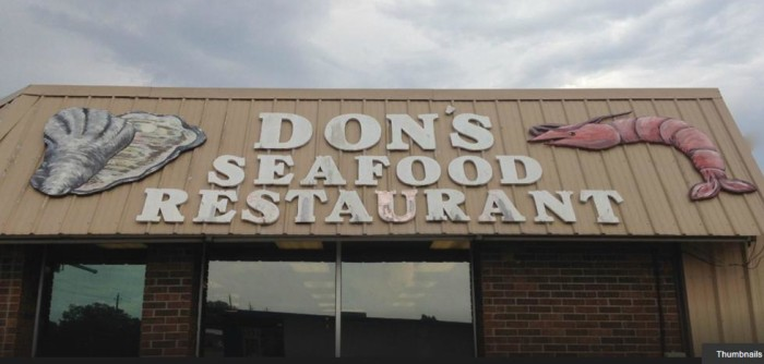 """6. """"I like the seafood at (insert chain restaurant) better than at (insert locally owned restaurant)."""""""