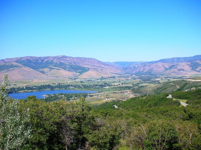 3. Ogden Valley
