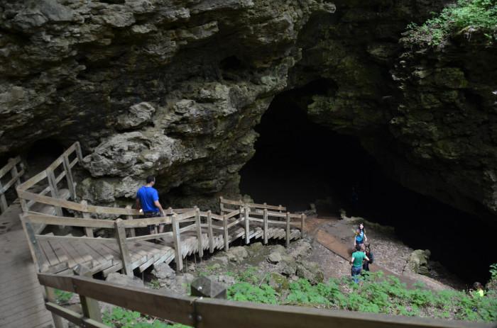 6. Maquoketa Caves State Park