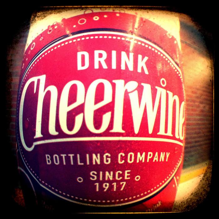 4. Salisbury, your favorite soft drink.