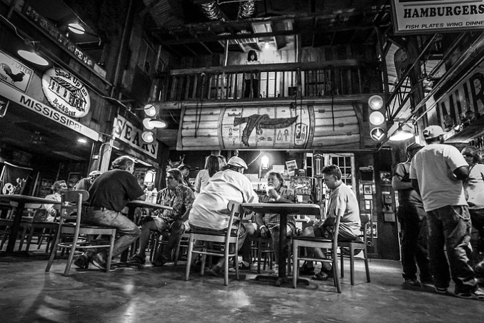 6. RUST Restaurant at the Shack-Up Inn, Clarksdale