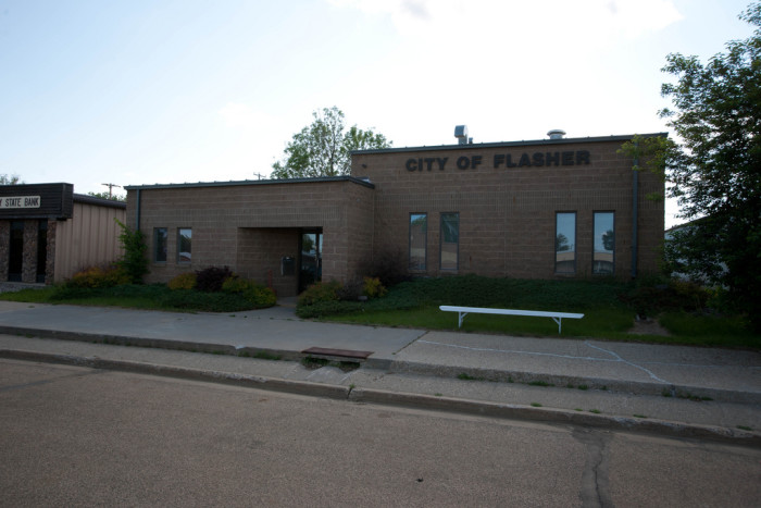 7. Flasher, ND