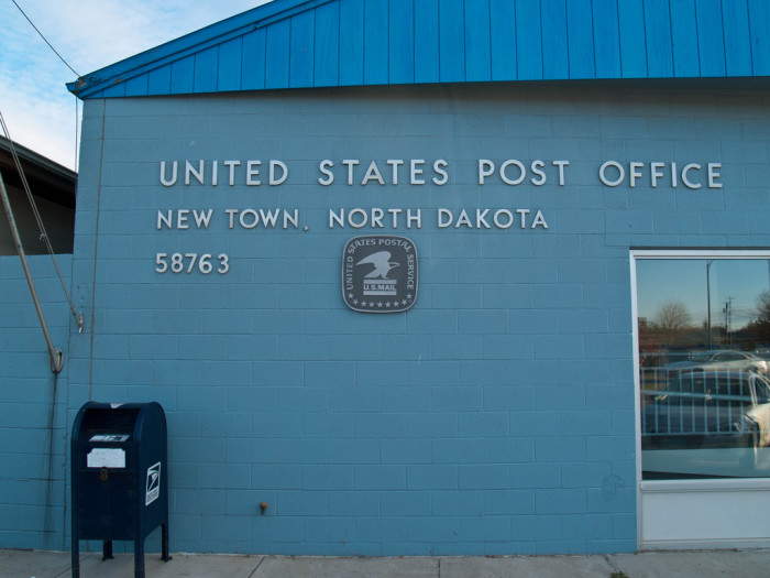 8. New Town, ND