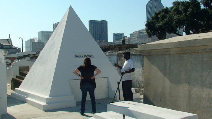 11. Nick Cage tomb