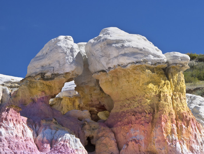 3. The Paint Mines (Calhan)