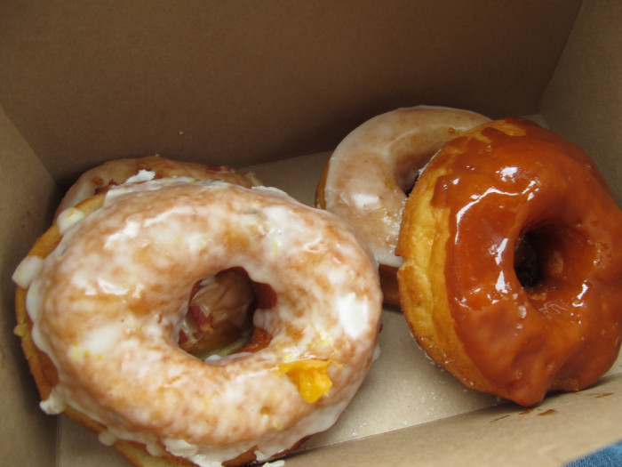 6. Verna's Coffee & Donut Shop, Cambridge