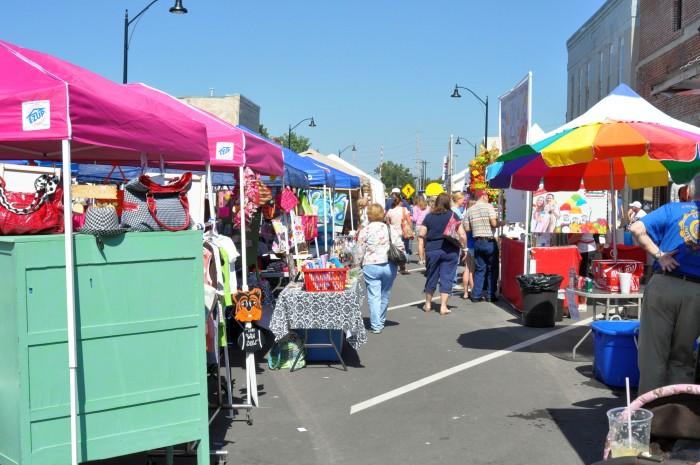 10. Fairs & Festivals