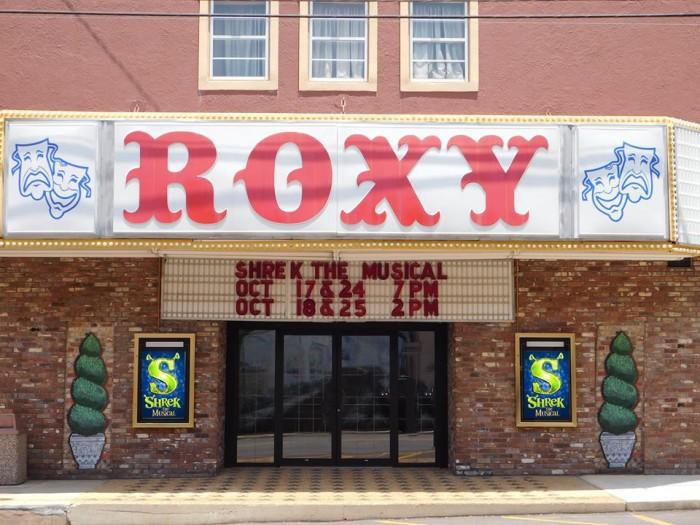 5. Roxy Theatre, Newton